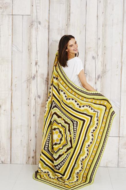 Cosmic Blanket - Harmony Yarn Pack