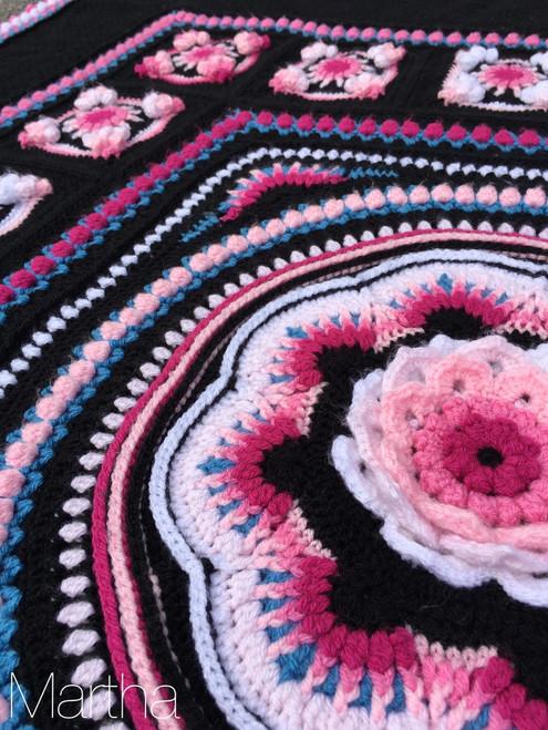 Floralia Blanket - Martha Yarn Pack