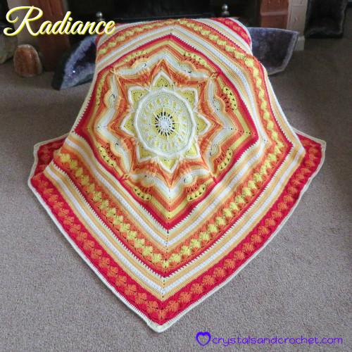 Radiance Blanket - Yarn Pack