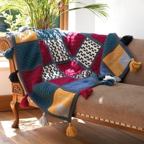 Emeline Blanket - Yarn Pack
