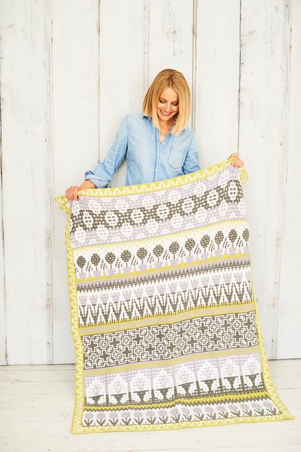 Letitia's Garden - City Garden - Large Yarn Pack