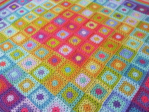 Attic24 Aria Blanket - Yarn Pack