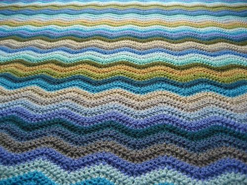 Attic24 Coast Ripple Blanket - Yarn Pack