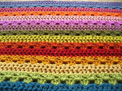 Attic24 Cosy Stripe Blanket - Yarn Pack