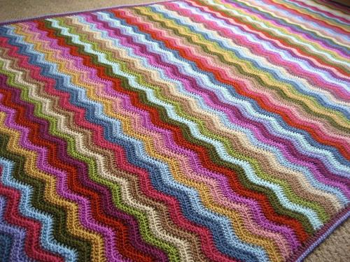 Attic24 Cottage Ripple Blanket - Yarn Pack