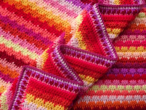 Attic24 Dahlia Blanket - Yarn Pack