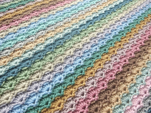 Attic24 Dune Blanket - Yarn Pack