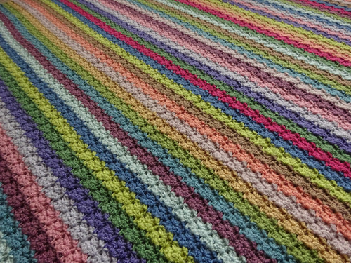 Attic24 Hydrangea Blanket - Yarn Pack