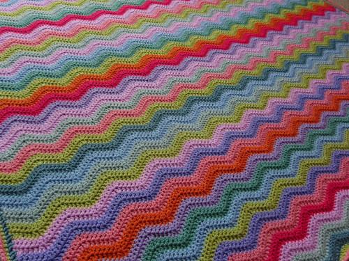 Attic24 Summer Ripple Blanket - Yarn Pack