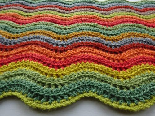 Attic24 Woodland Ripple Blanket - Yarn Pack