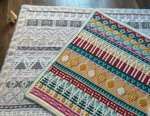 Letitia's Holiday - Vintage Holiday - Runner Yarn Pack