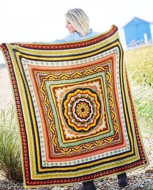 Cornish Comfort - Gold - Blanket Yarn Pack