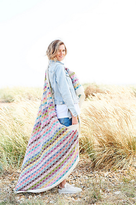 Good Striations Blanket - Yarn Pack