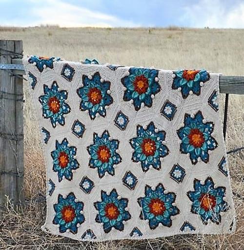 Floral Dreams - Colour Recipe 2 - Blanket Yarn Pack