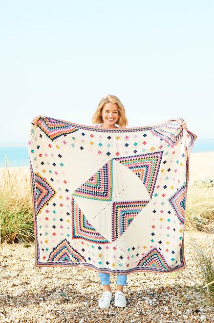 Stylecraft Pattern 9834 - Blanket