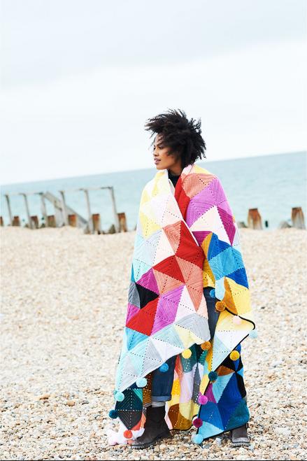 Stylecraft Pattern 9683 - Blanket