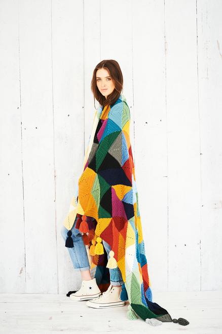 Tessellation Blanket - Autumn Yarn Pack