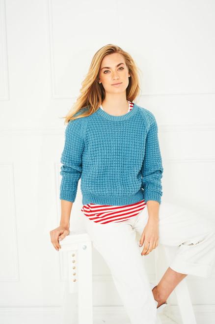 Stylecraft Pattern 9644 - Cardigan and Sweater