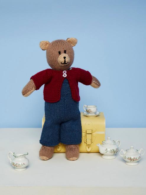 Stylecraft Pattern 9670 - Bruno the Bear