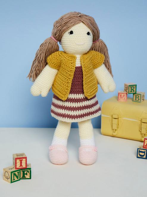 Stylecraft Pattern 9667 - Jessie the Doll