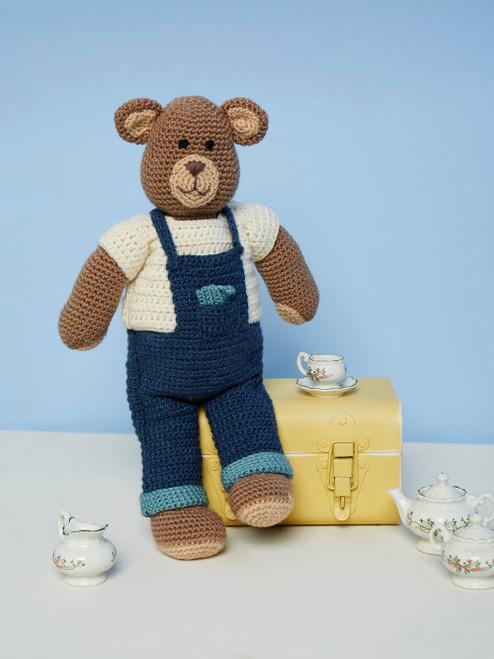 Stylecraft Pattern 9669 - Bruno the Bear
