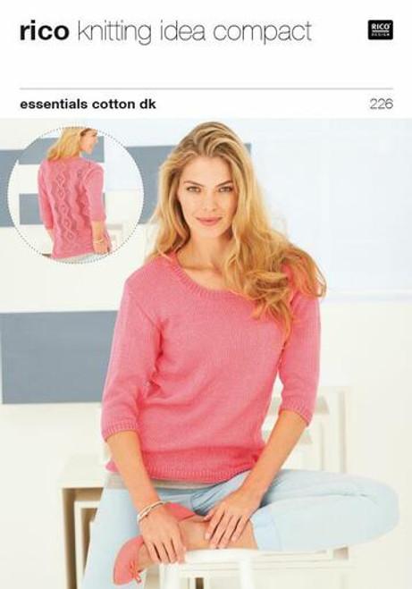 Rico Pattern 226 - Sweaters