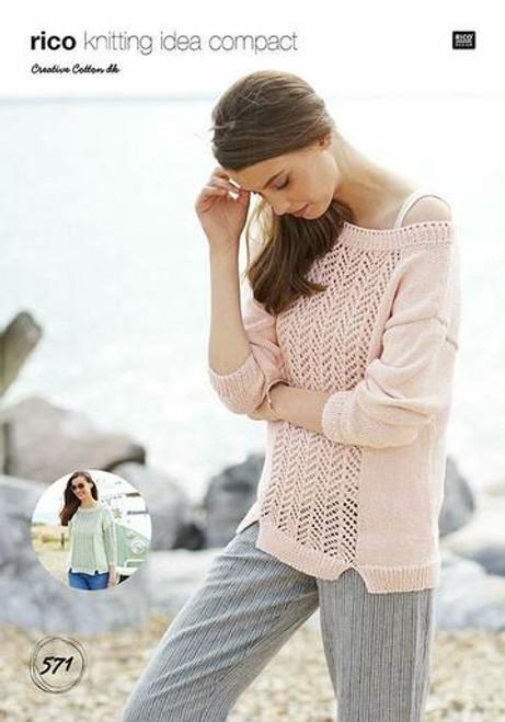 Rico Pattern 571 - Sweaters