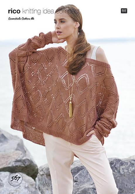 Rico Pattern 567 - Sweater