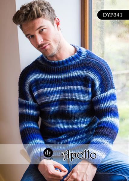 DY Choice Pattern 341 - Sweater