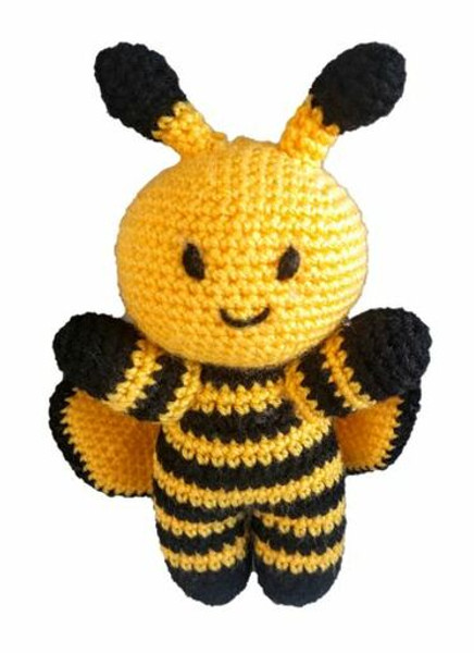 Crochet Pattern - Bumble the Bee