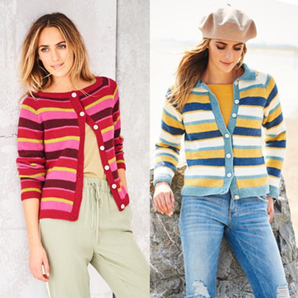 Stylecraft Pattern 9581 - Cardigans