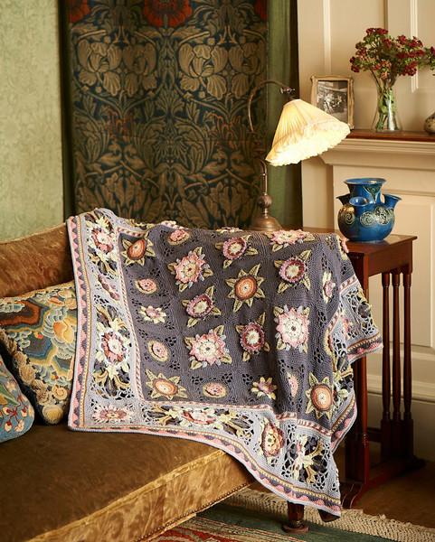 Fruit Garden Blanket - Yarn Pack (Night & Dusk)
