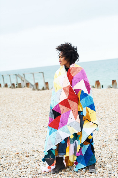 Tessellation Blanket - Spring Yarn Pack