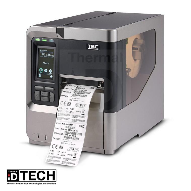 TSC MX240P Series Industrial Thermal Transfer Printer
