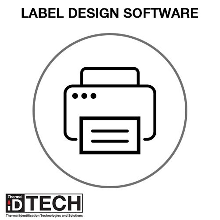 Printer Label Design Software Lite