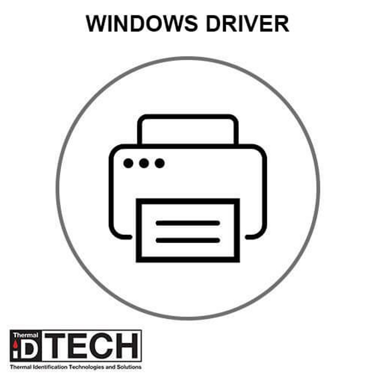 Windows Printer Driver