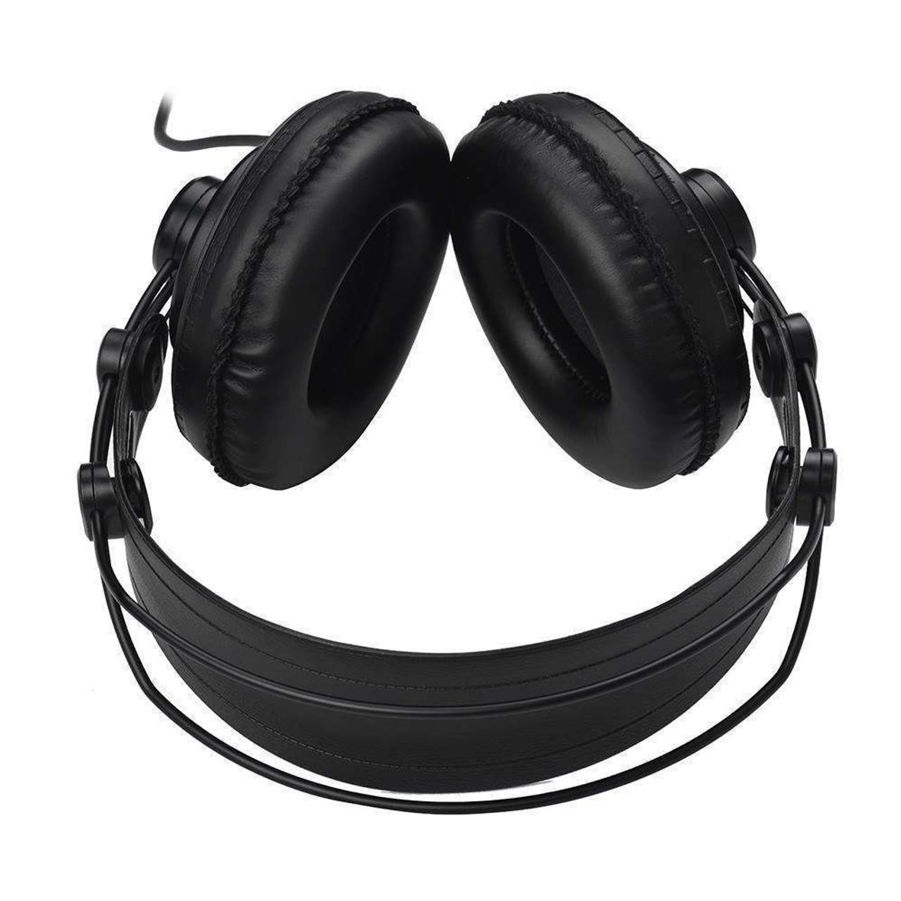 SAMSON SR850 Professional Studio Headphones For DJ & Gaming