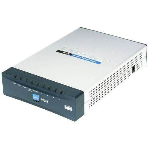 Cisco RV042 Fast VPN Router-Dual WAN | Dealstunnel.com