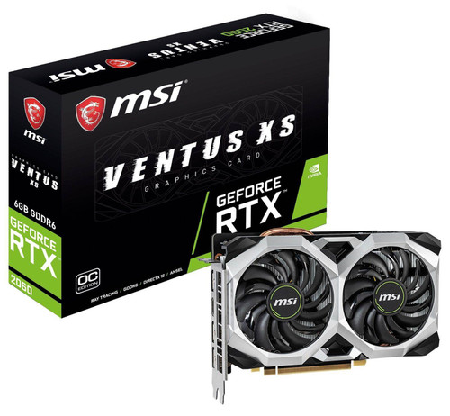 MSI VENTUS GeForce RTX 2060 6G Graphic Card | Dealstunnel.co