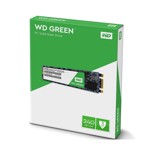 WD Green PC SSD SATA 6GB/s M.2 2280 Solid State Drive | Deal