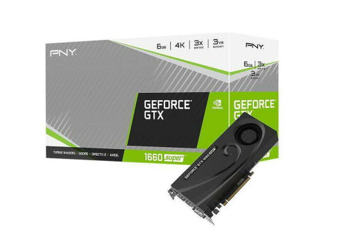 PNY GeForce GTX 1660 SUPER Graphic Card  6 GB| Dealstunnel.c