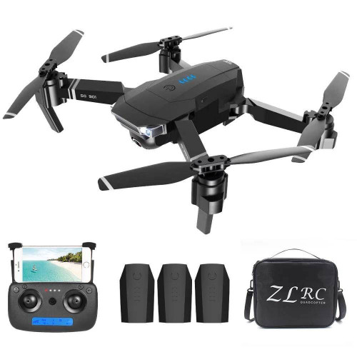 SG901 Drone Camera 1080P Drone Optical Flow With 3 Battaries