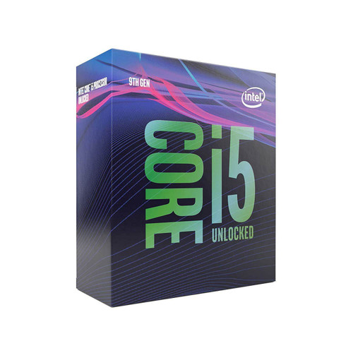 Intel Core i5 i5-9600K Processor Hexa-core LGA1151 CPU