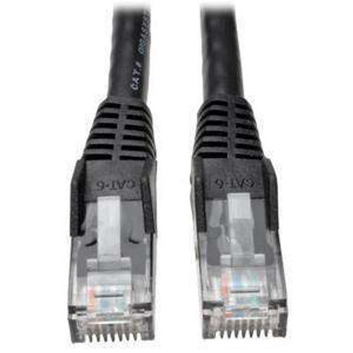 Tripp Lite 10ft Cat6 Gigabit Snagless Molded Patch Cable RJ4