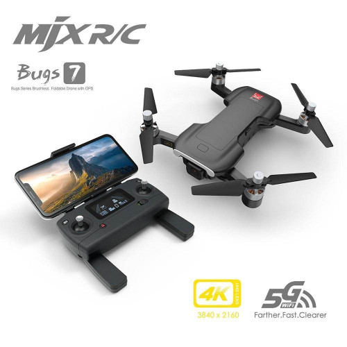 MJX Bugs UAV B7 RC Drone with Camera 4K | Dealstunnel.com