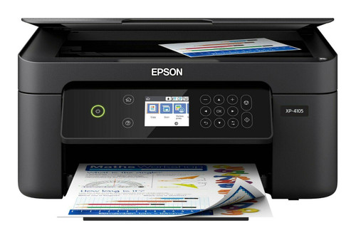 Epson Expression Home XP-4100 Inkjet Multifunction Copier/Pr