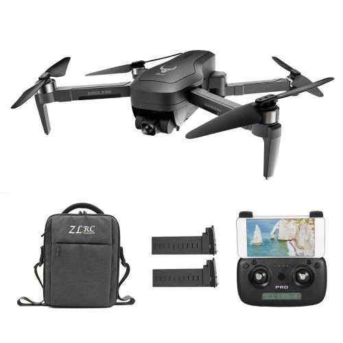 SG906 PRO GPS Drone with Camera 4K 5G  W/ 2 Batteries & Bag