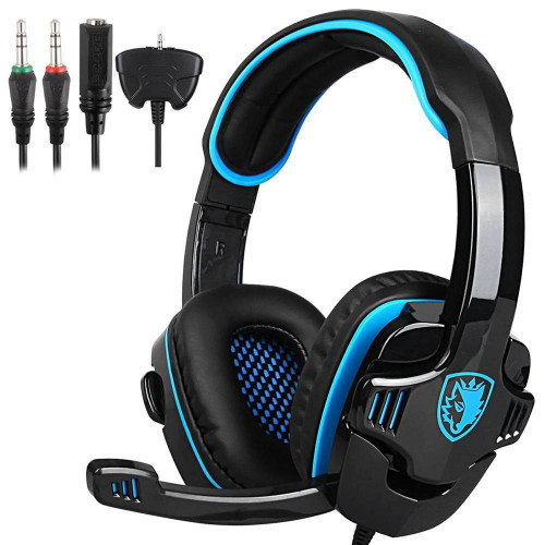 SADES SA-708GT 3.5mm Gaming headset - dealstunnel.com