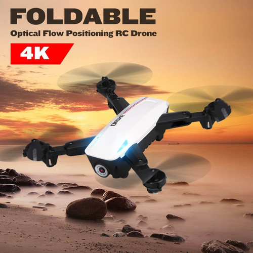 D58 RC Drone with 4K Camera Optical Flow Positioning