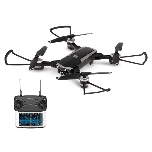 JD-20S WIFI FPV 720P Wide-Angle Camera Drone RC Quadcopter